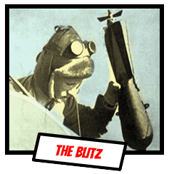 Liverpool History - The Liverpool Blitz