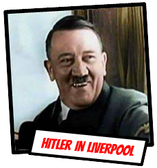Liverpool Second World War - Hitler in Liverpool