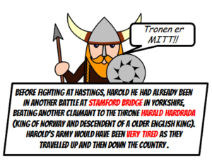 History of Liverpool - Battle of Hastings